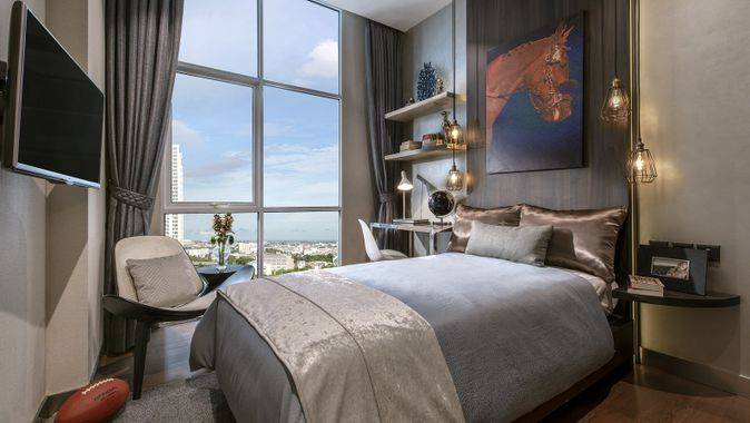 Luxurious Premier (Southern H 1- 6th floor) - Bedroom