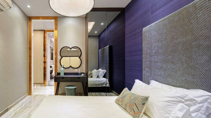 Luxurious Suite A (H,K) - Bedroom 1
