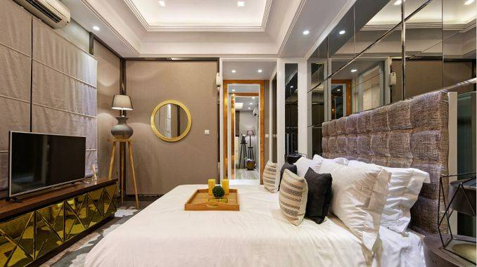 Luxurious Suite A (H,K) - Bedroom 2